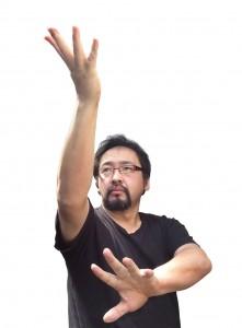 武術家で極峰拳社主宰師範の遠山知秀